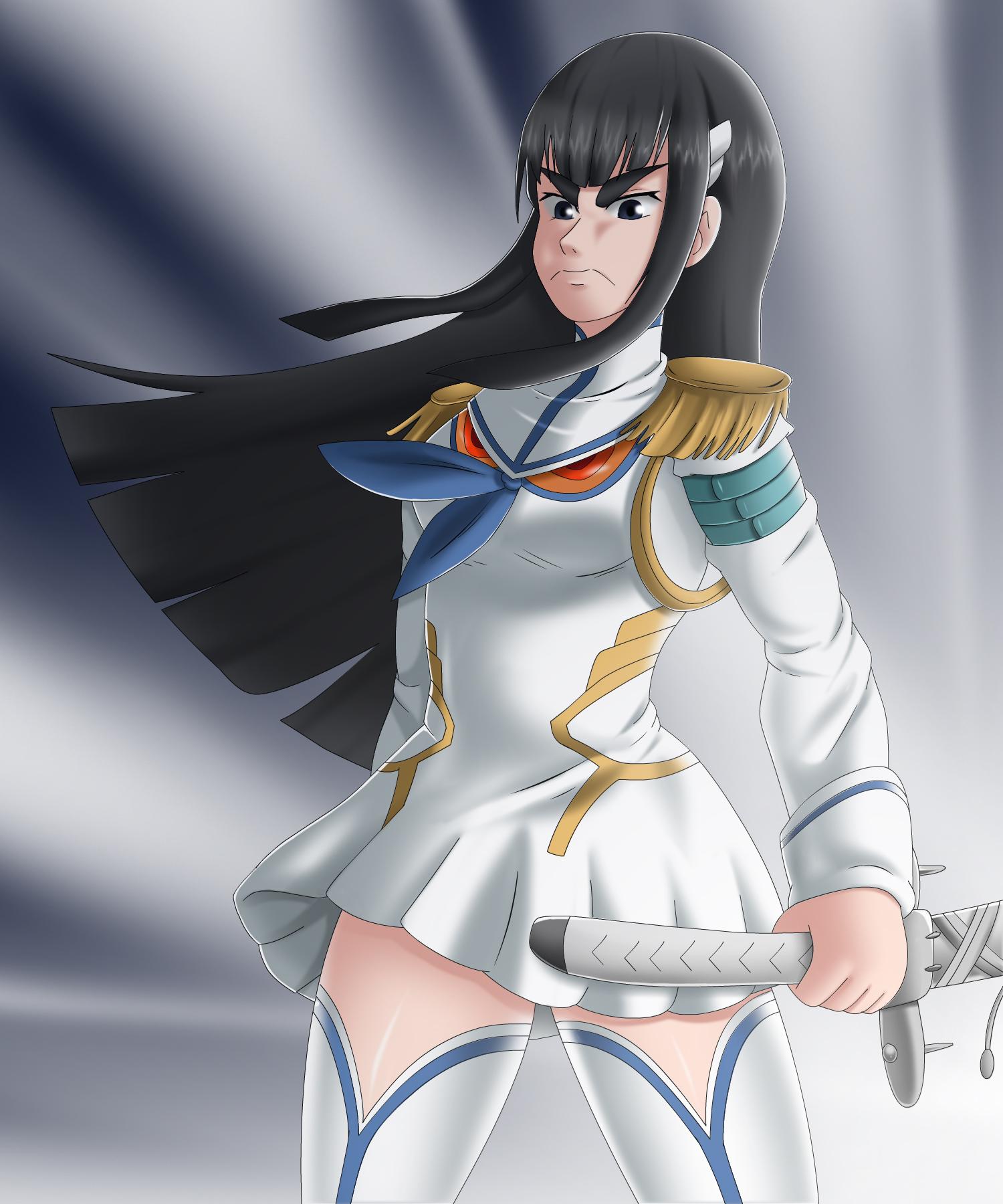 Kiryuuin Satsuki