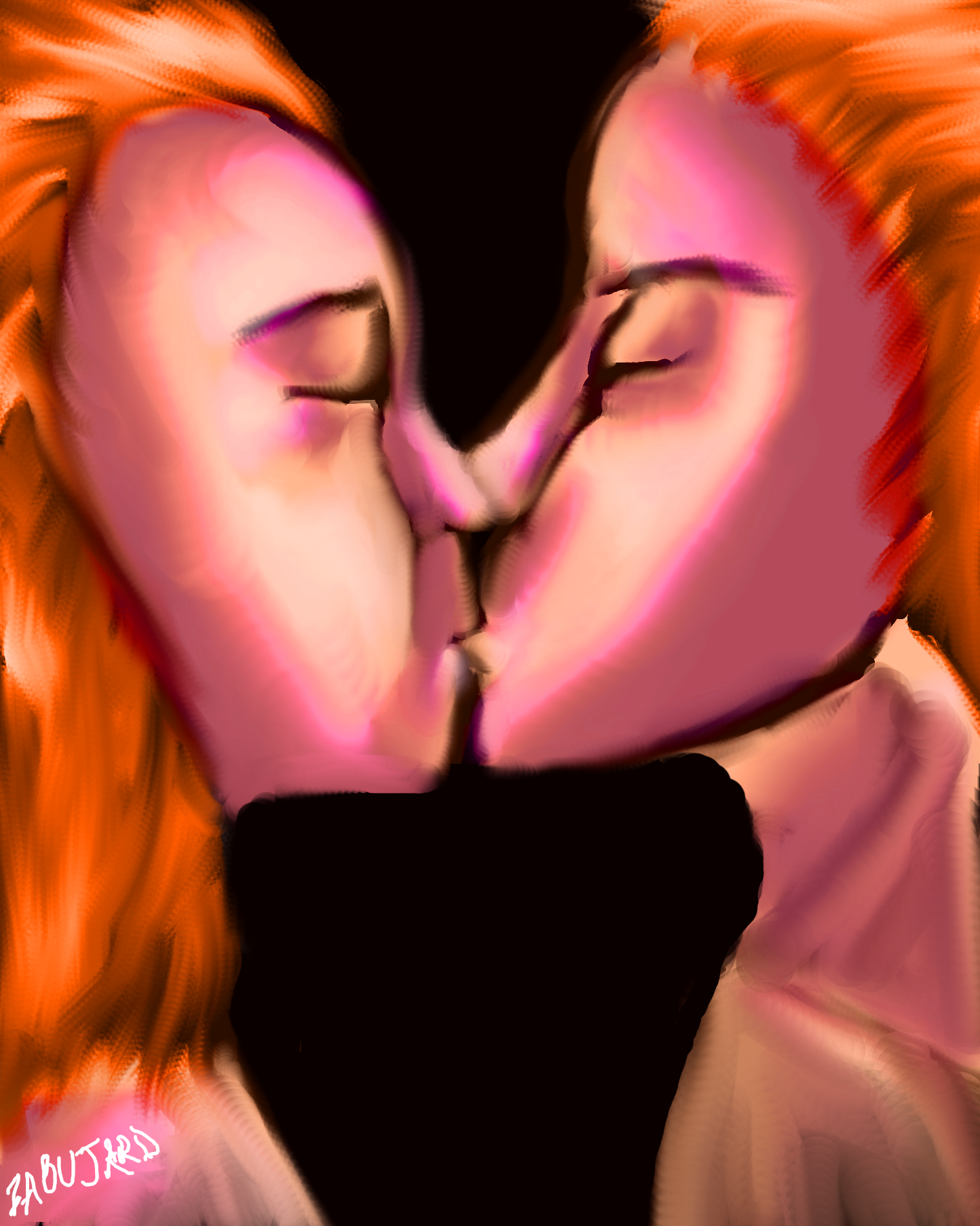 fantasy kiss