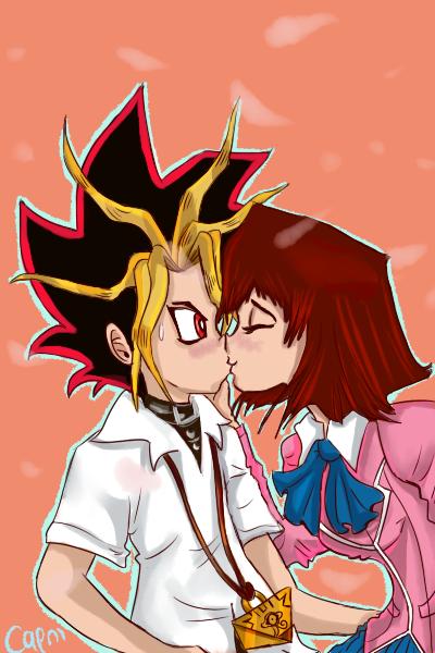 Kiss for Yami