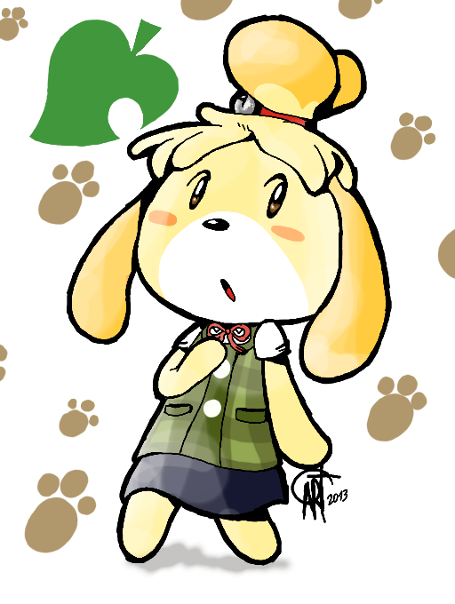 Colors! 3D - Isabelle