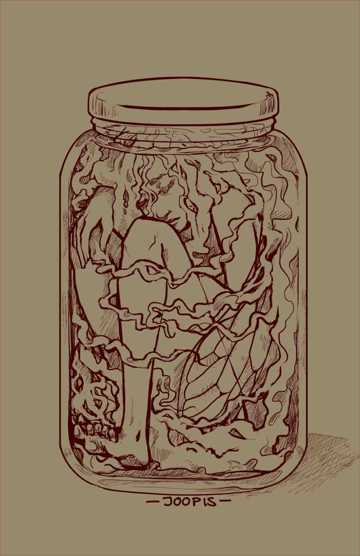 Bottled Fairy