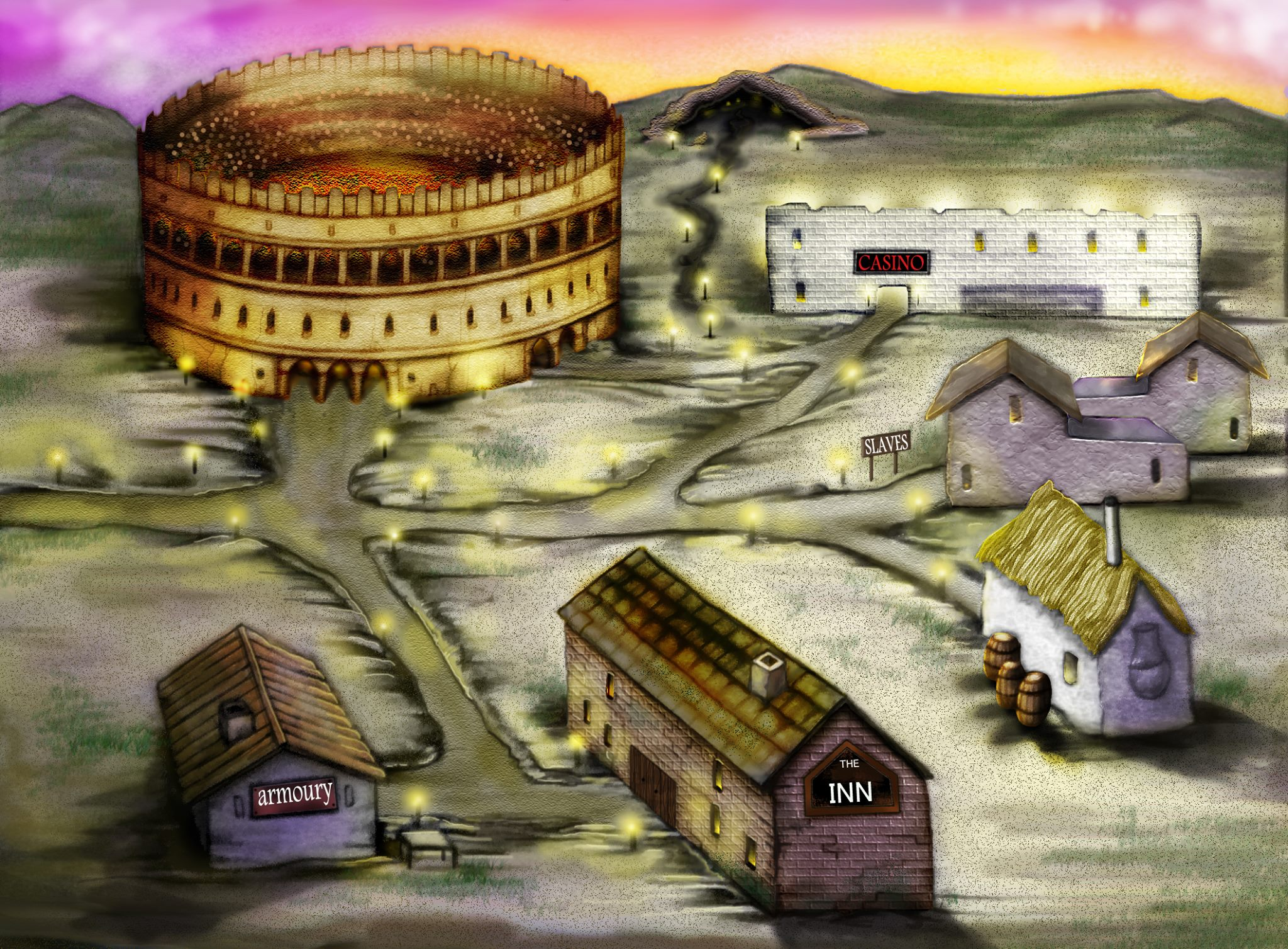 The Ludis Arena