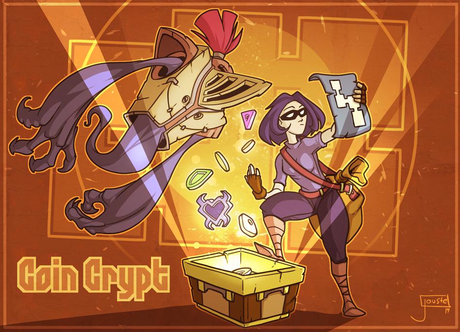 Greg Lobanov's Coin Crypt
