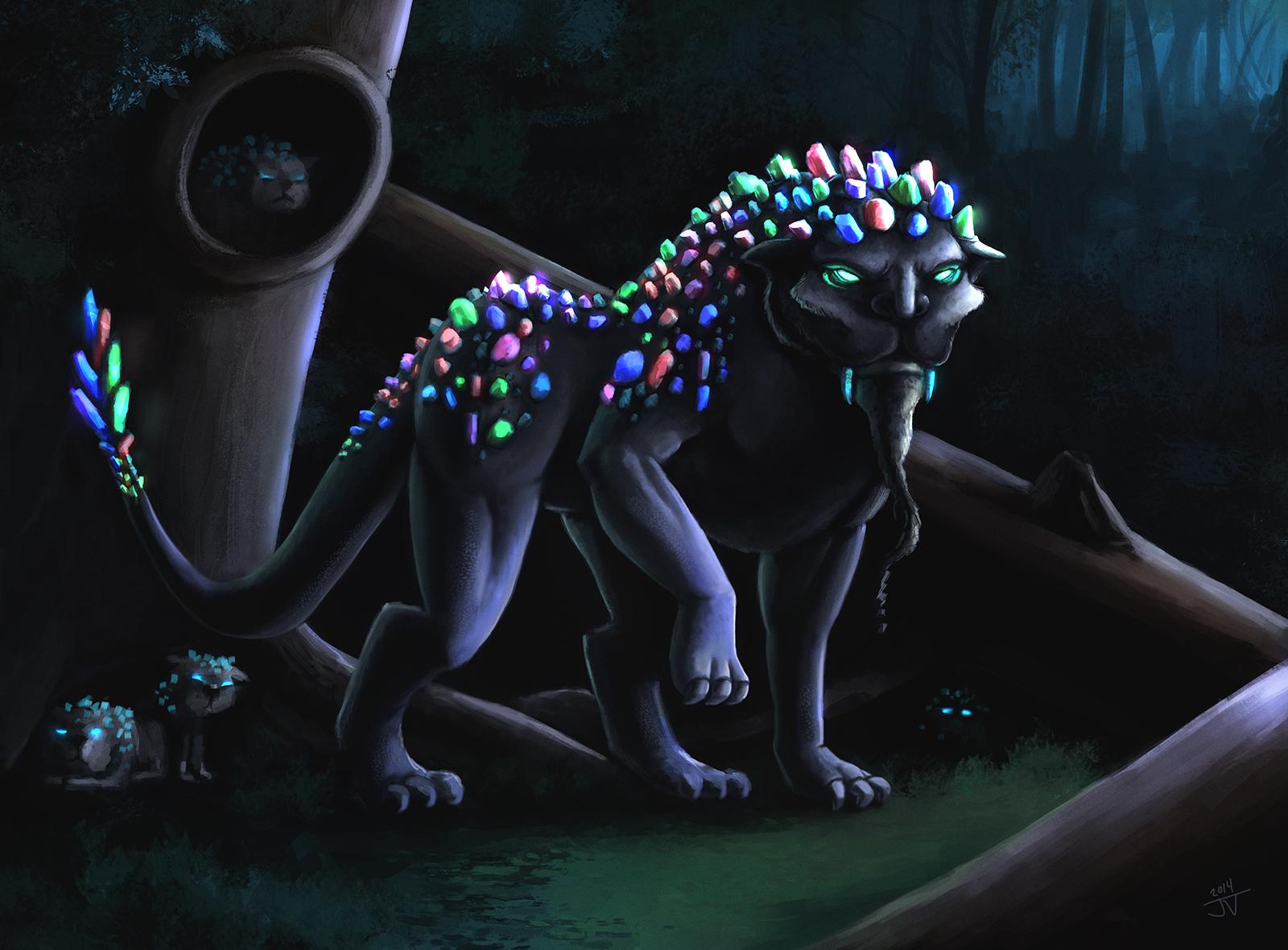 Jeweled Matriarch