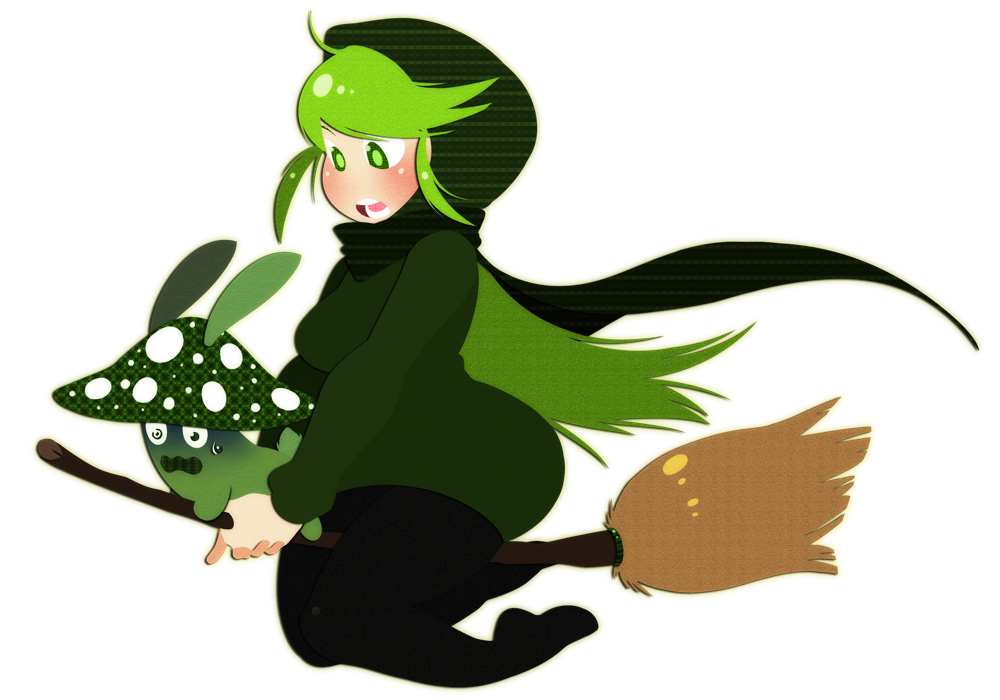 Easter Witch Lilithium