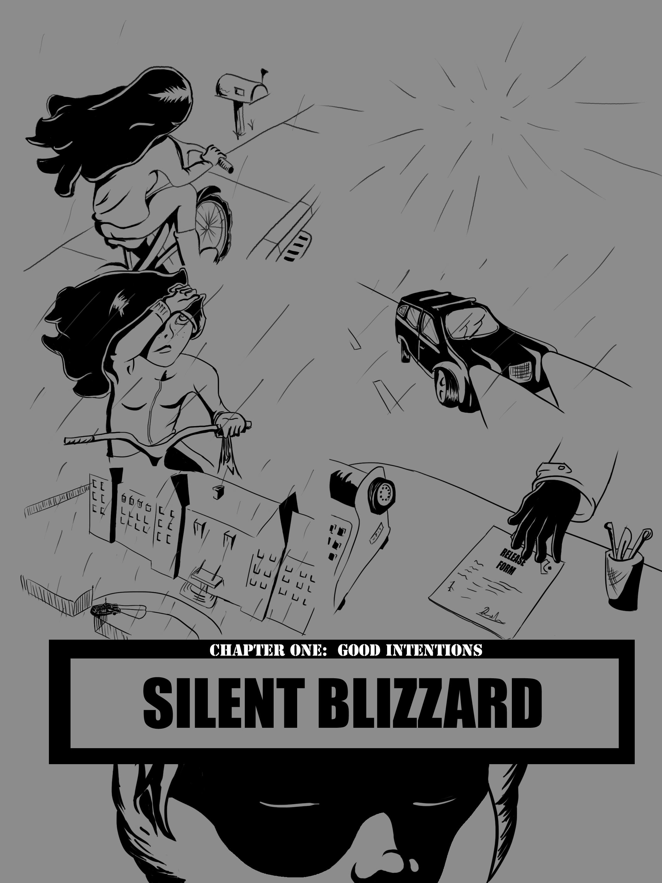 Silent Blizzard [Cover Page]