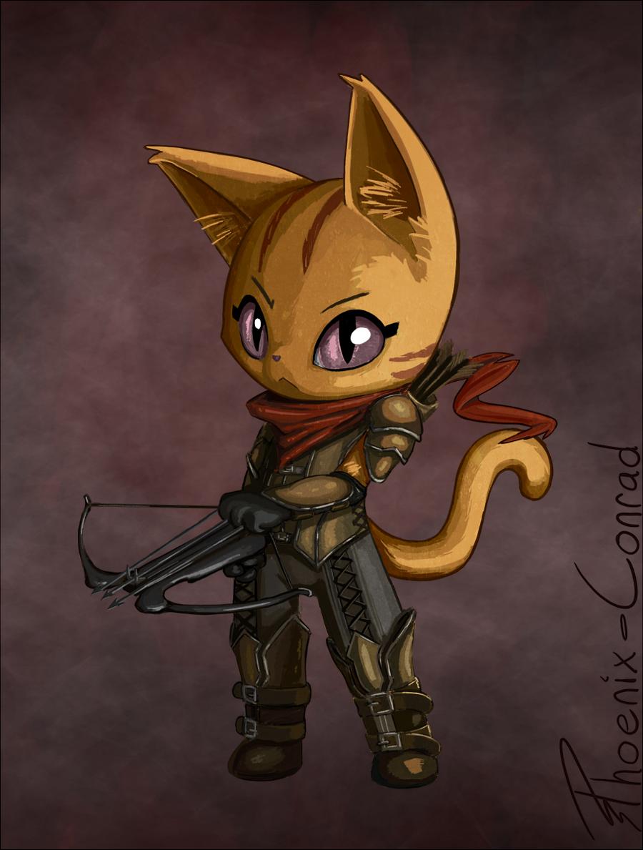 The Littlest Demon Hunter