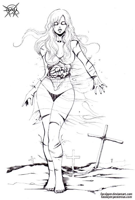Zombie Maiden