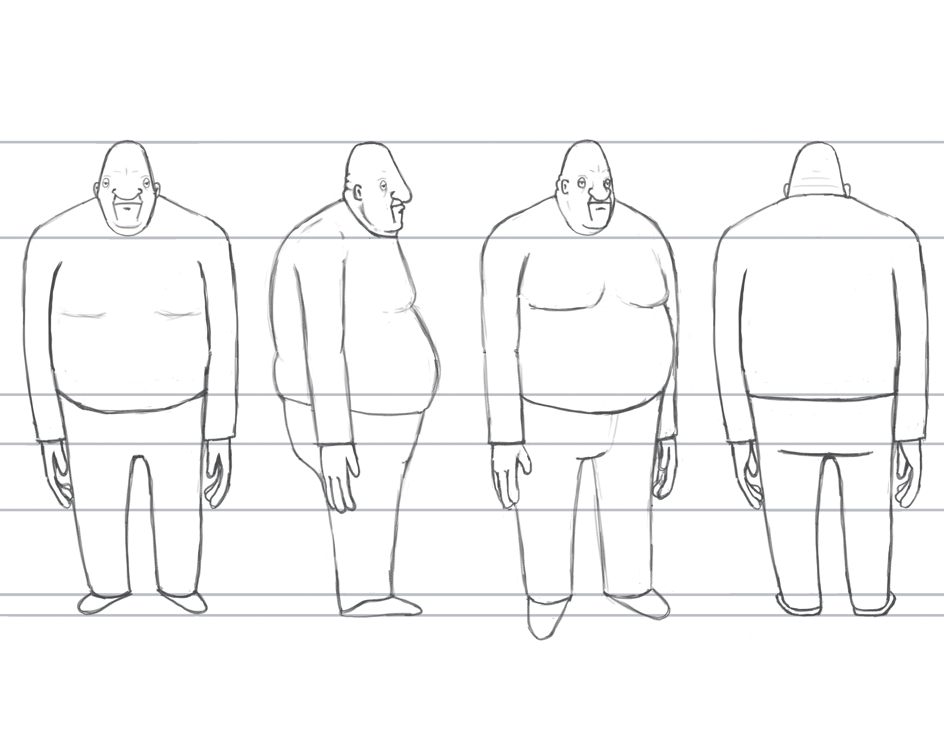 Big Boy Turnaround