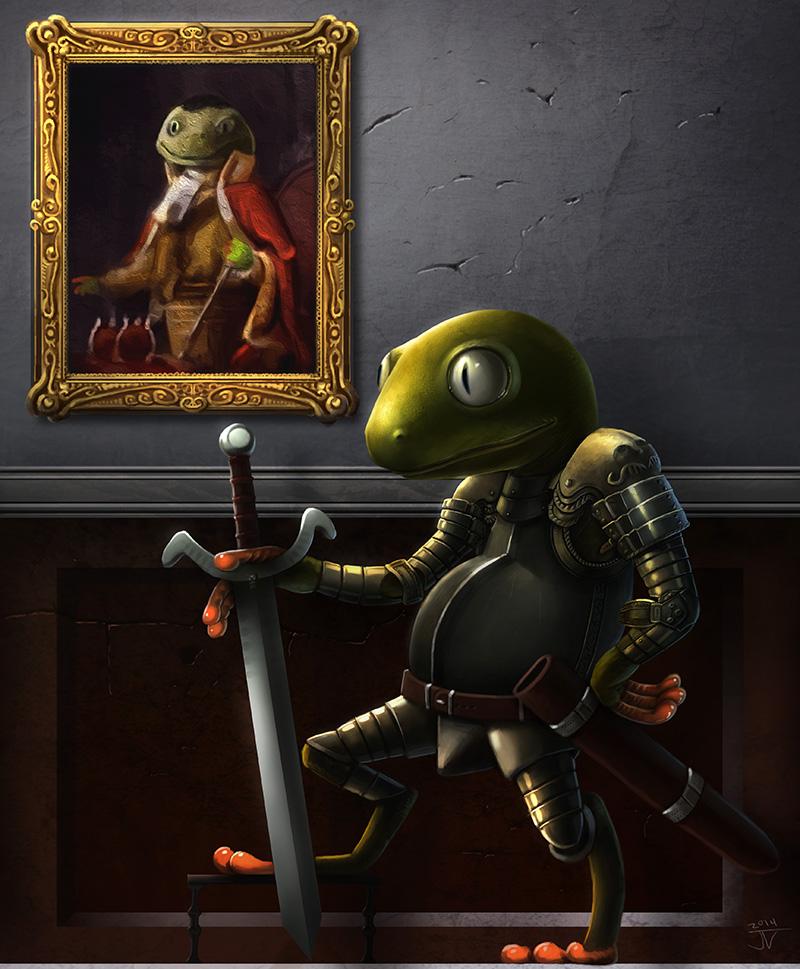 Sir Knight Anura