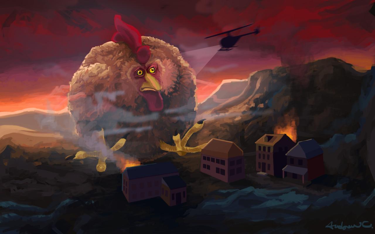 Behemoth Attack! Pico Day