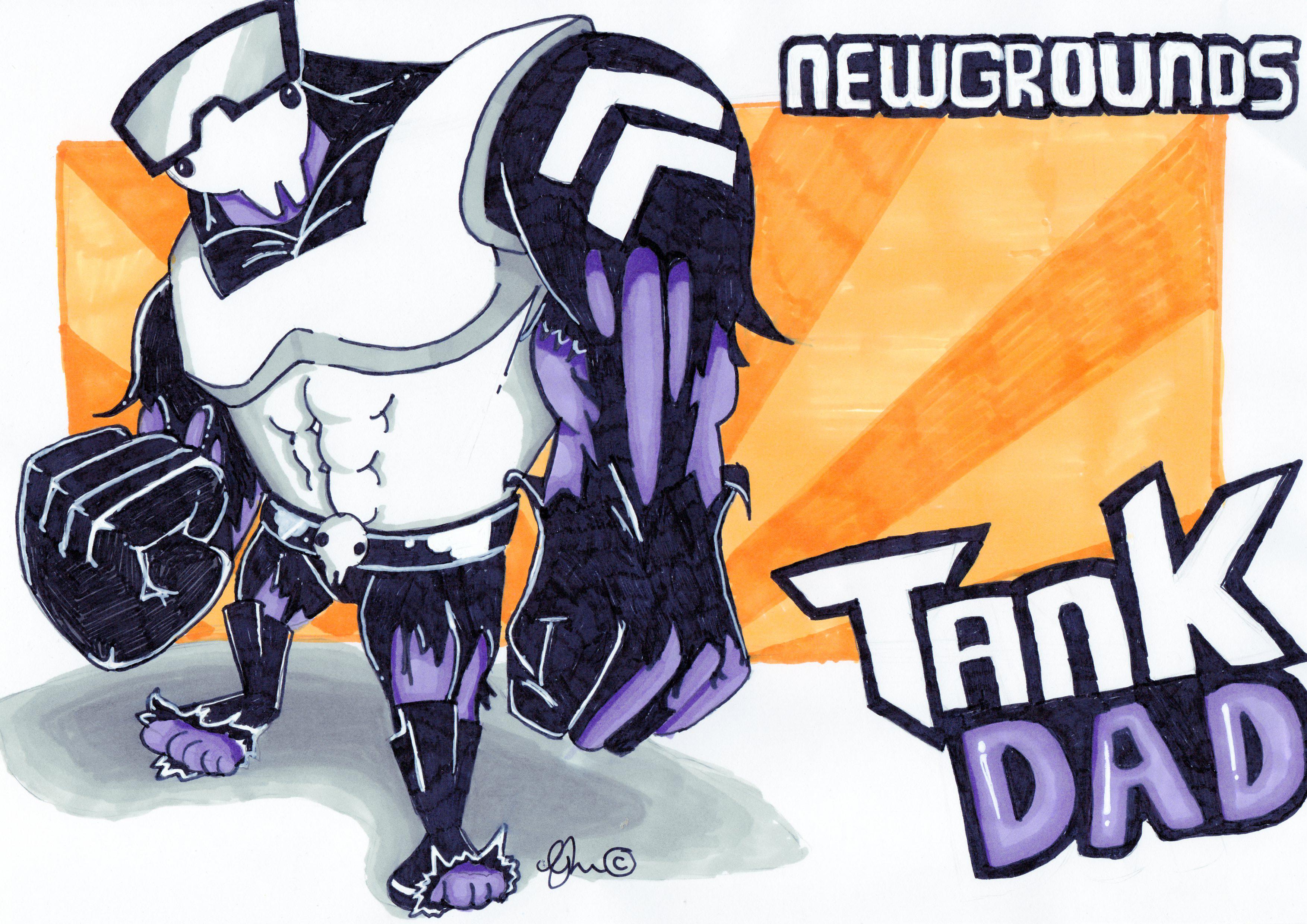 tank dad