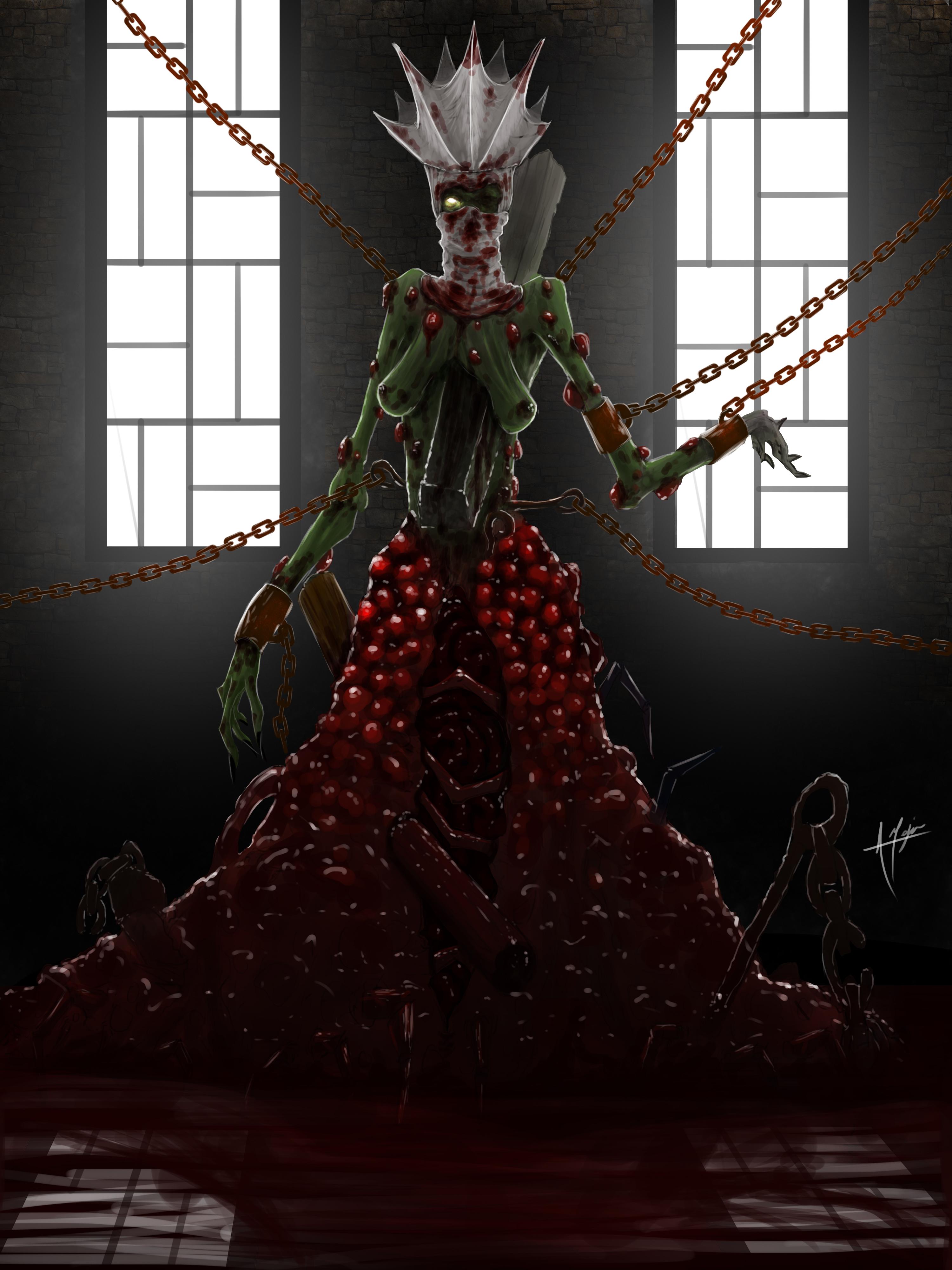 Bloody Queen.