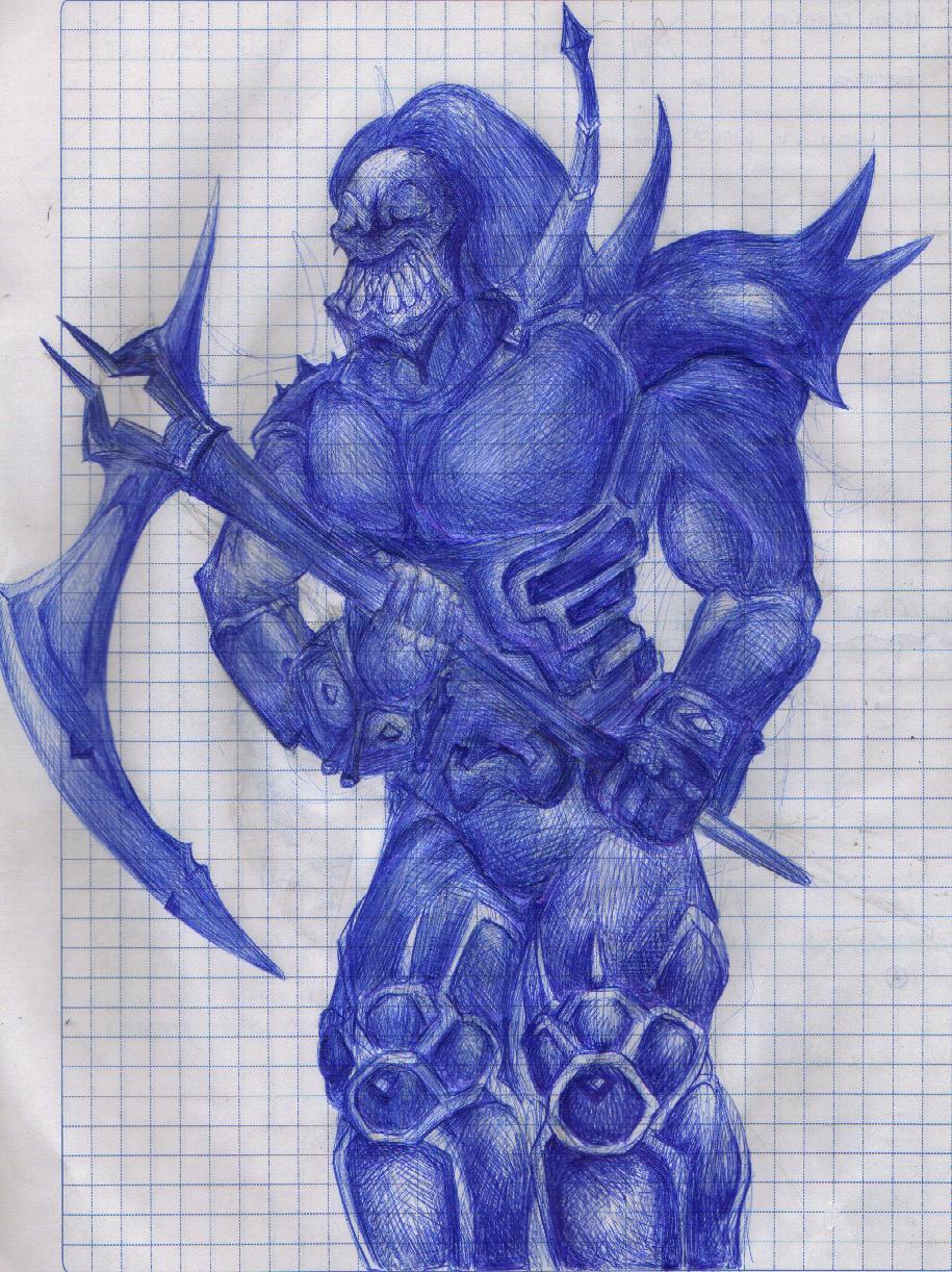 Pen Warrior