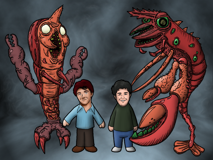 Drake & Josh Really Big Shrimp