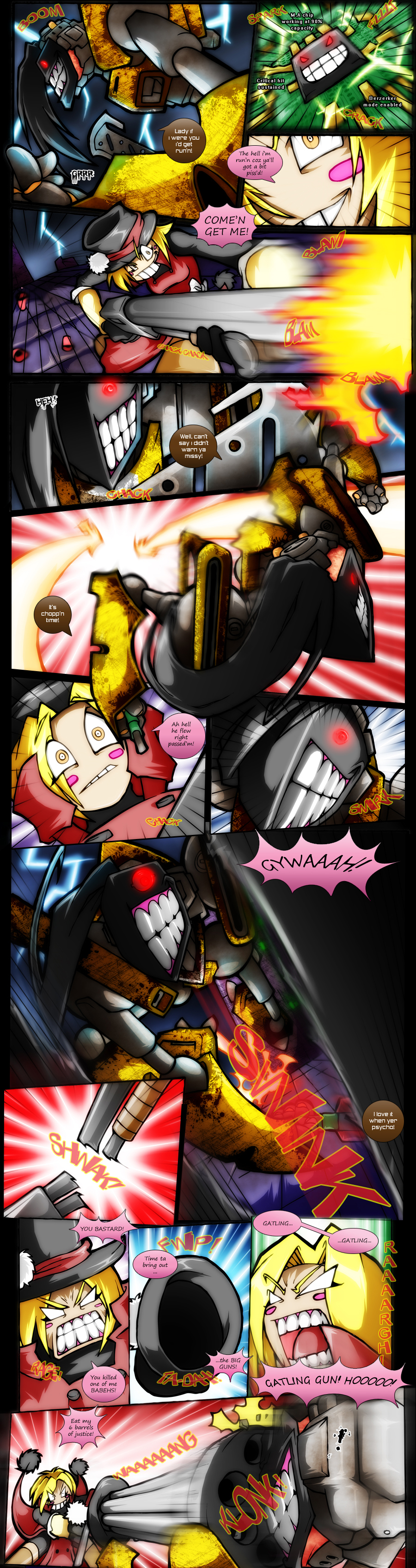 Bullet ride 9