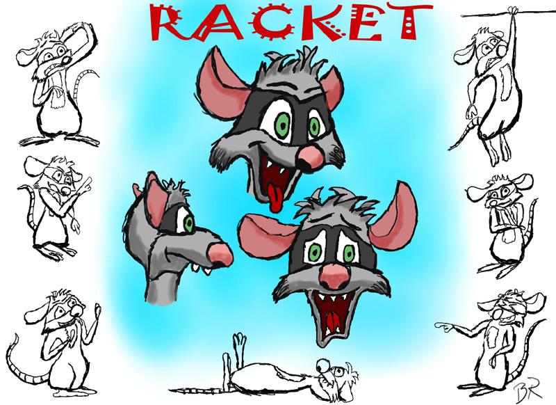 Racket Model Sheet