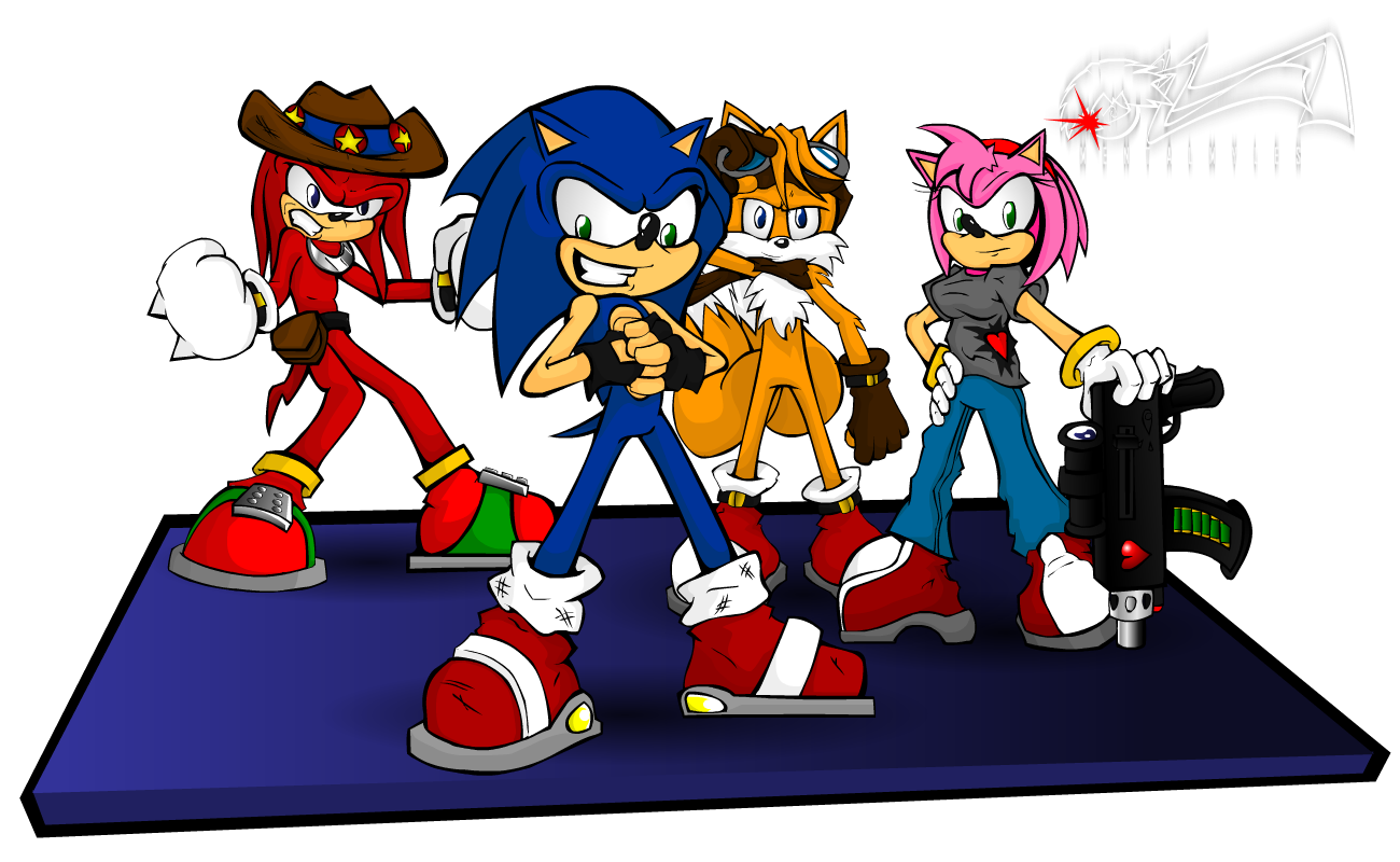 Sonic and Pals