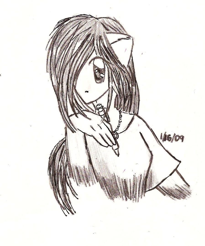 Catgirl Gaze