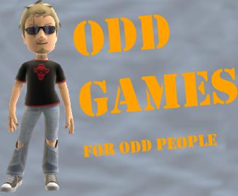 Odd Games Promo Banner
