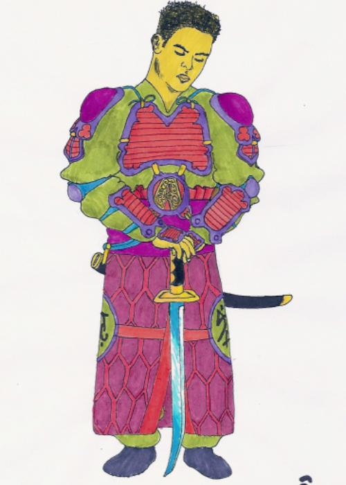 Me,Myself and Samurai