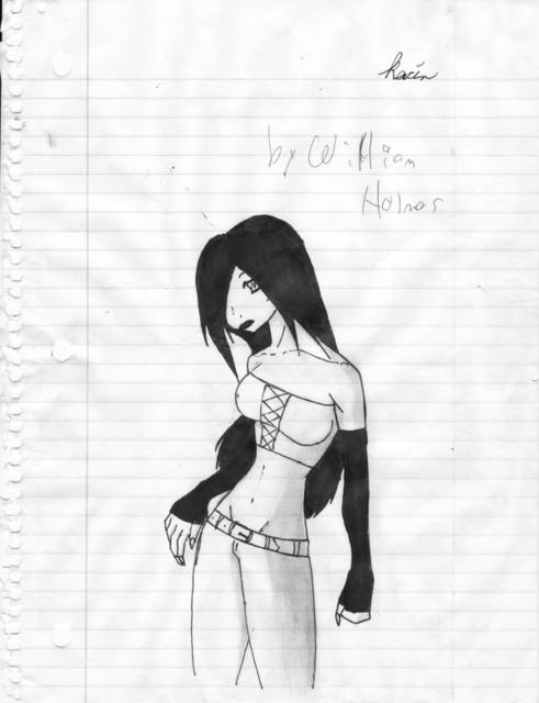Karin the vampire