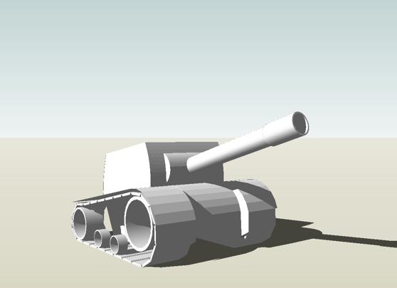 Newgrounds tank