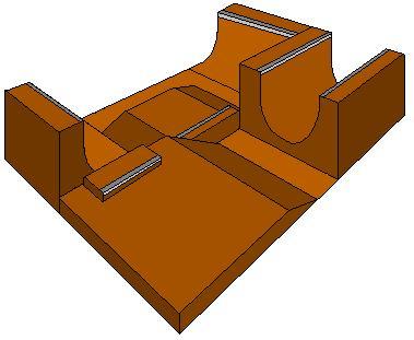 3D Skatepark