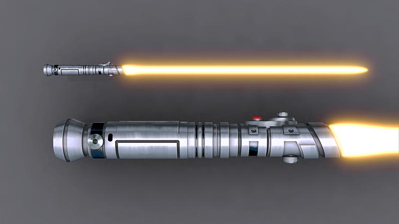 Sentinel Lightsaber