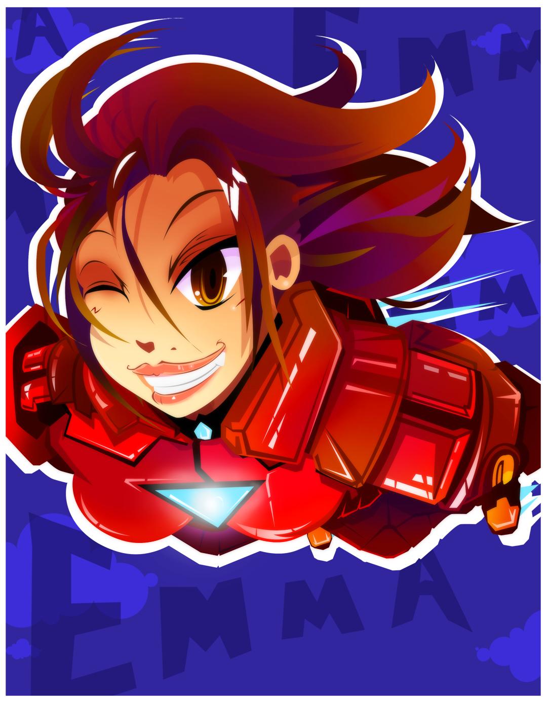 Iron Emma