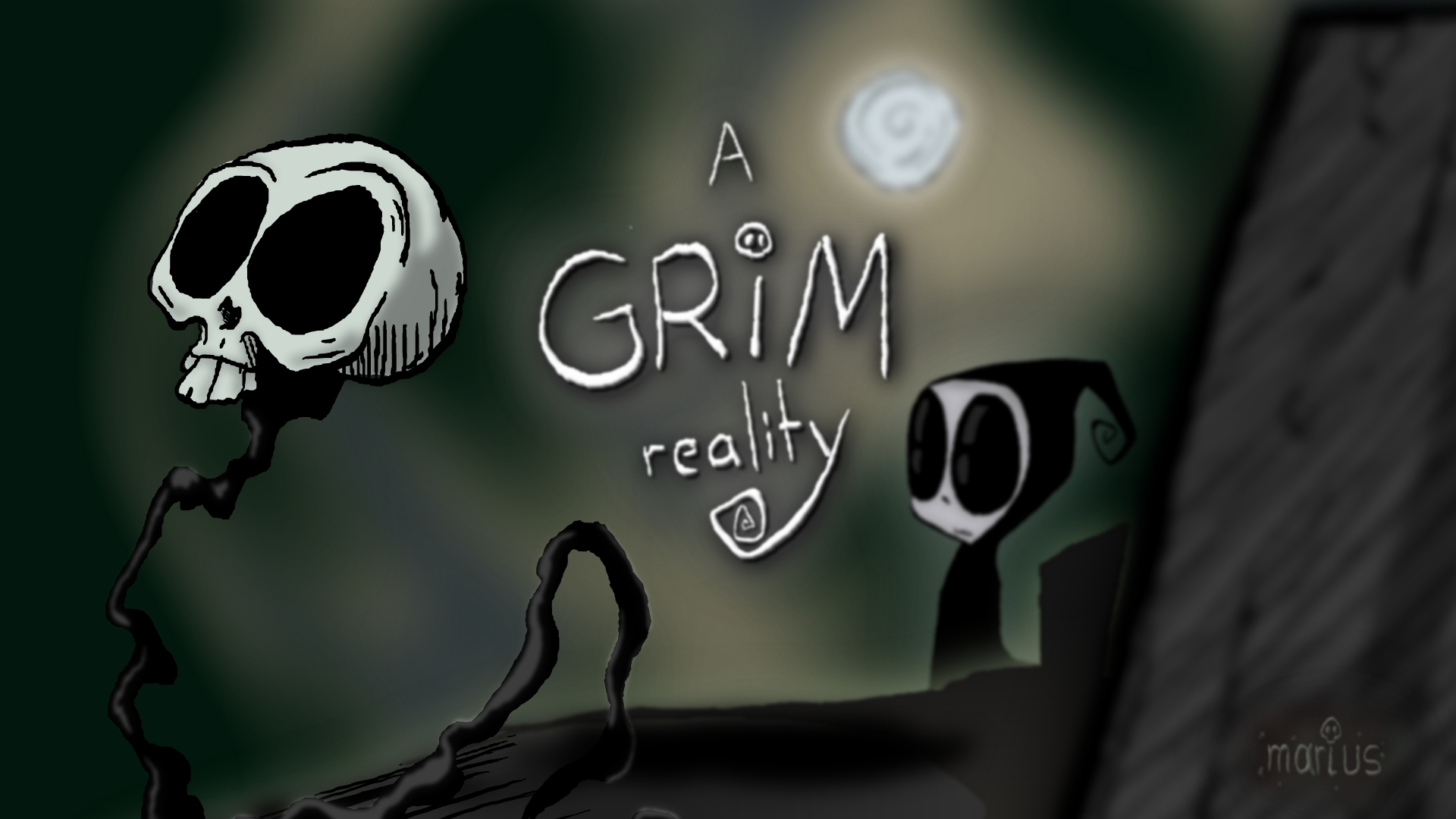 """a Grim reality..."" 3"