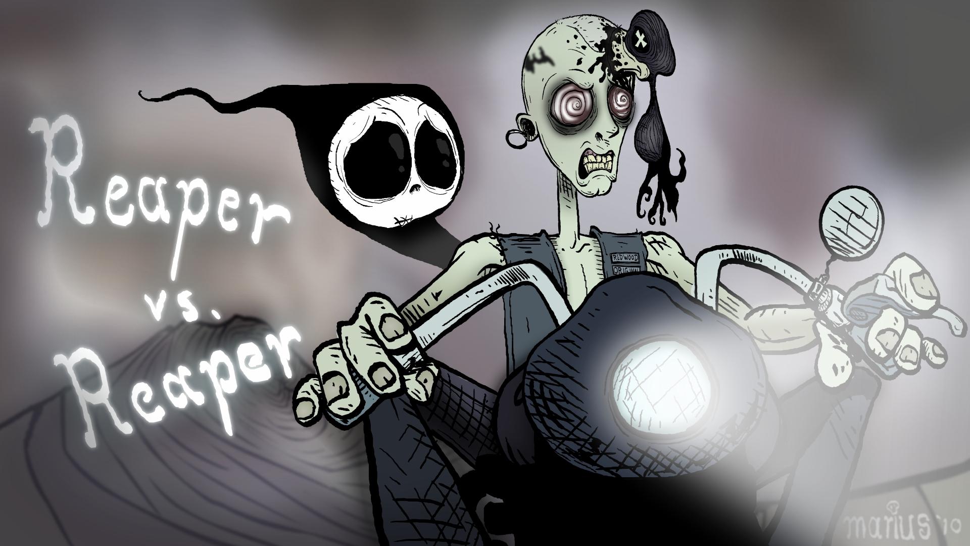 Reaper vs. Reaper