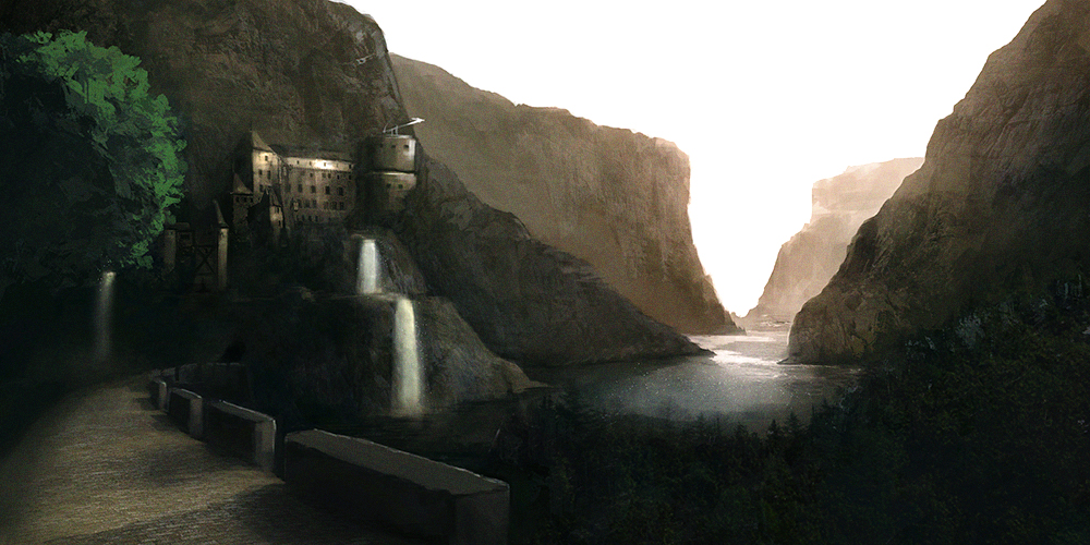 Cliffside Castle