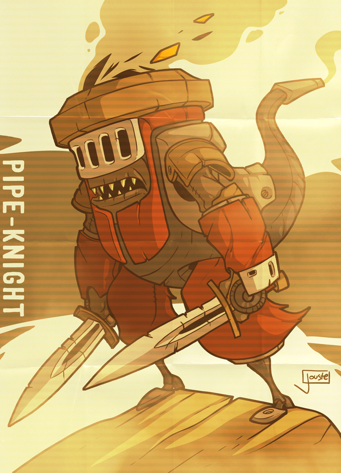 Pipe-Knight