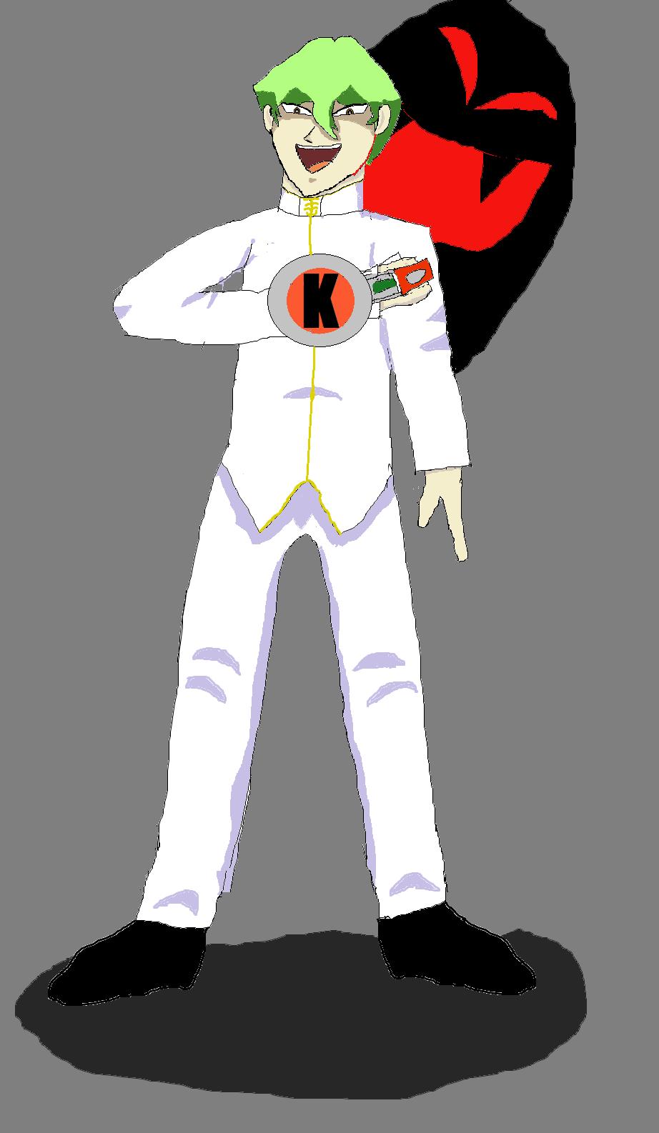 Seto Kaiba Possessed Evil