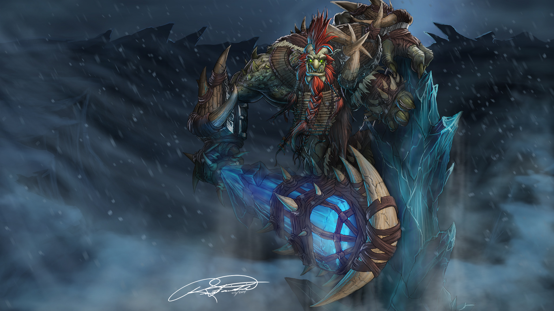 Tundra Tyrant Trundle