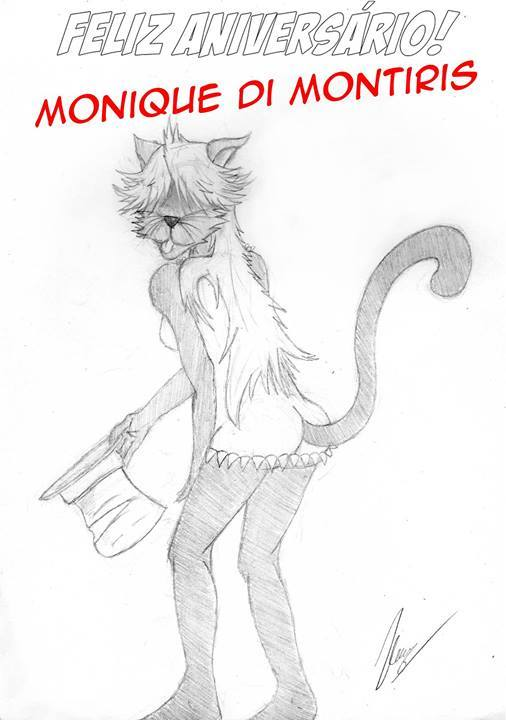 Monique Di Montiris Sketch