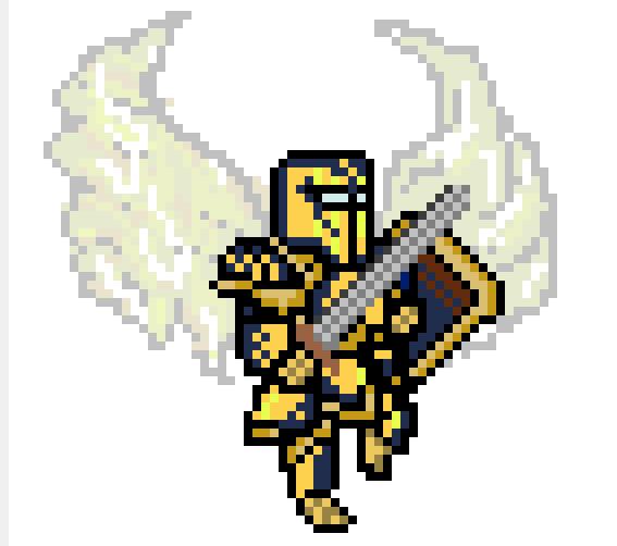 Knight of the Divine Van