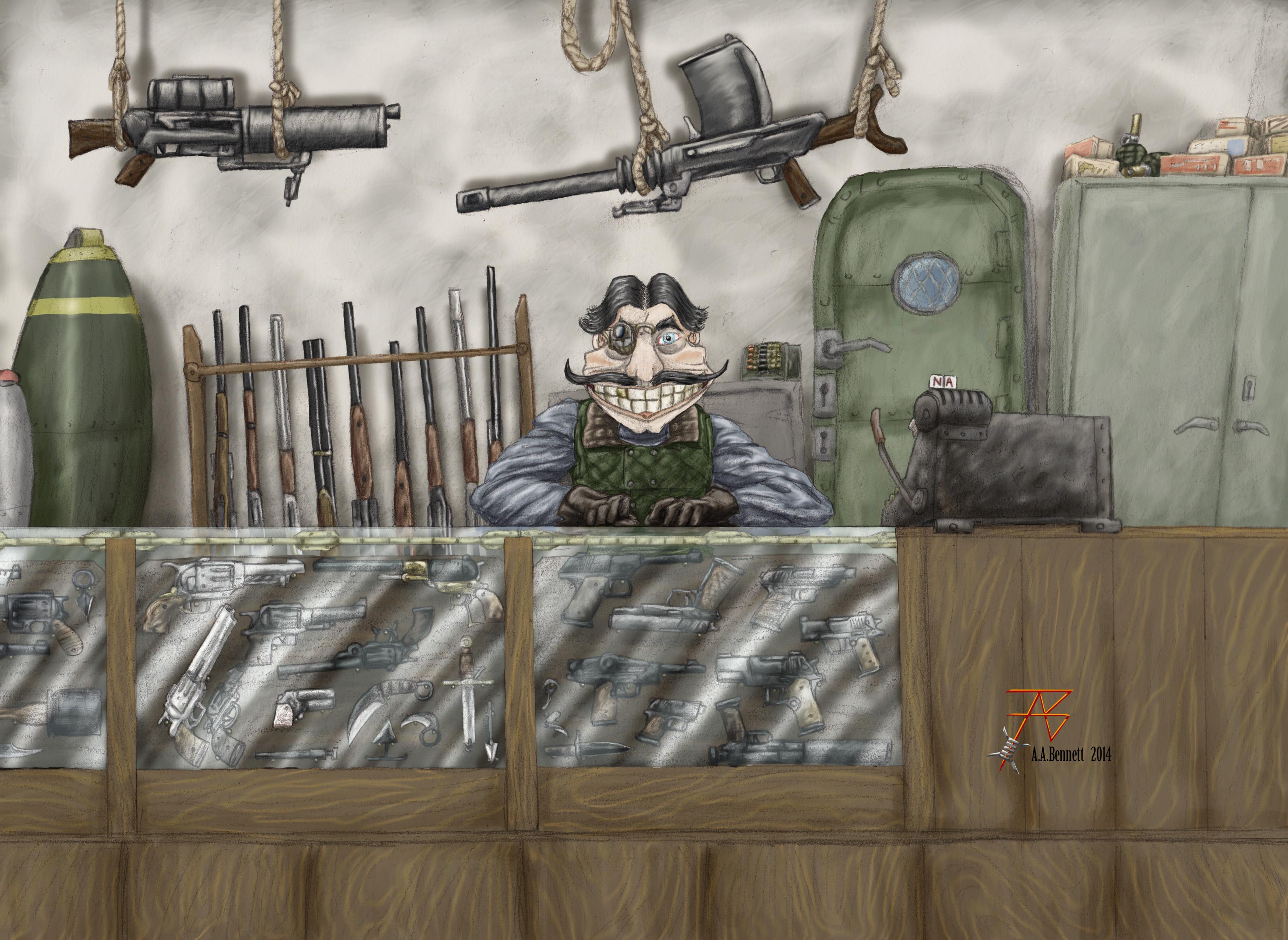 Firearms Delux