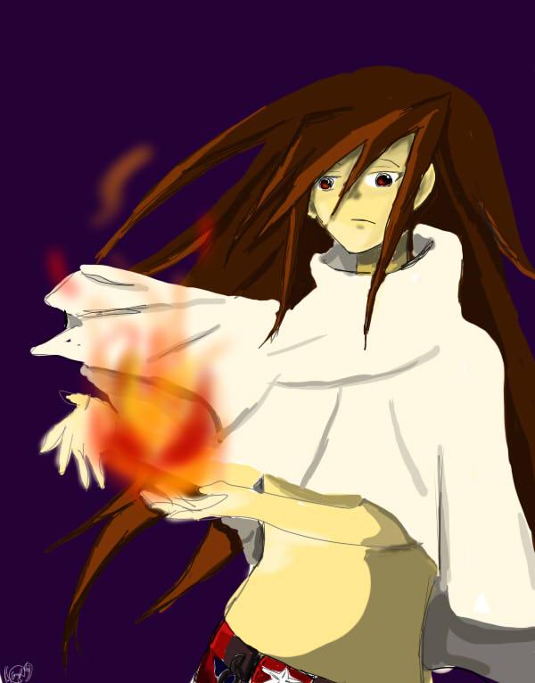 Hao Asakura (Flame)