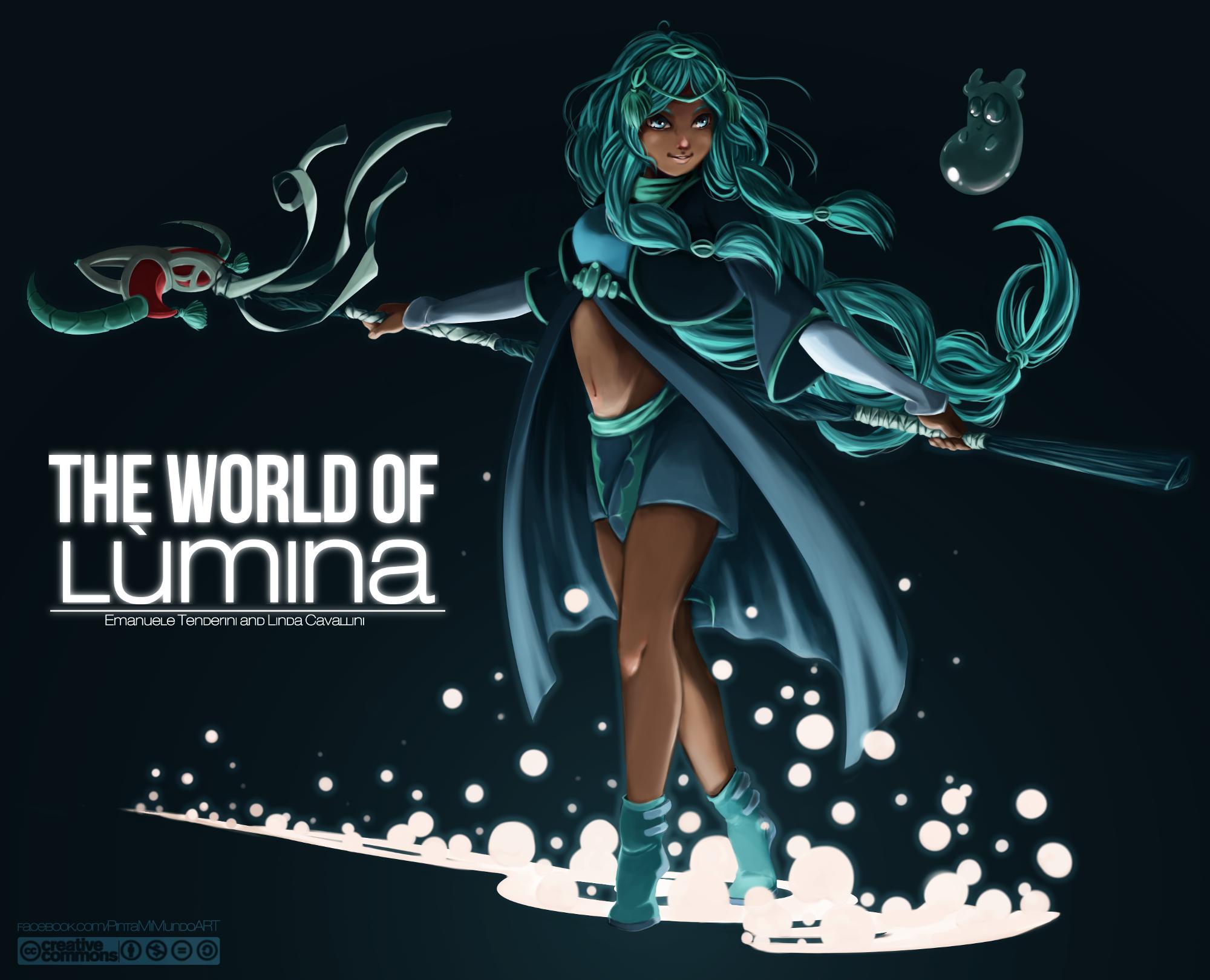 Shina - The world of Lùmina