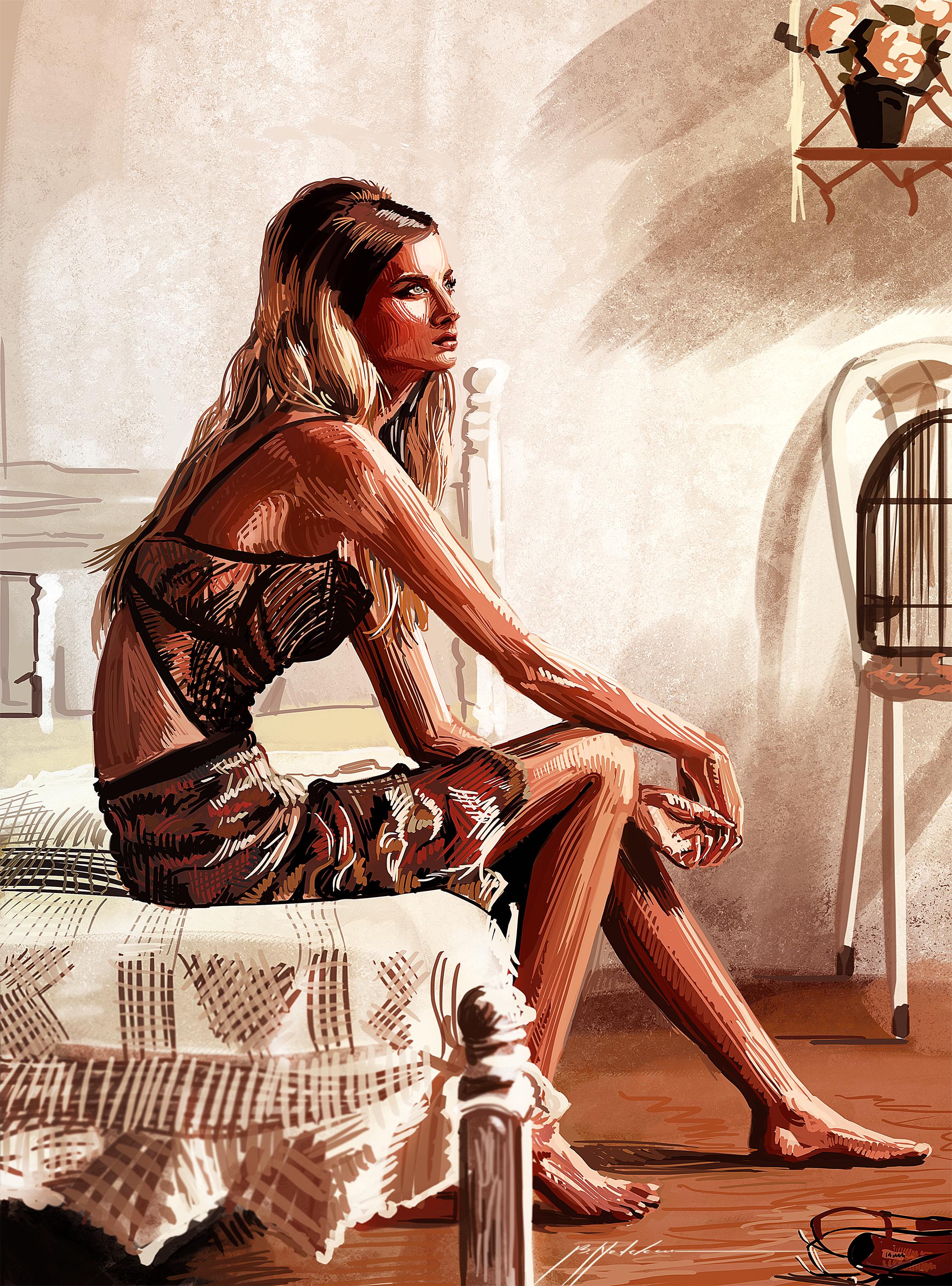 Photo study- Denisa Dvorakova