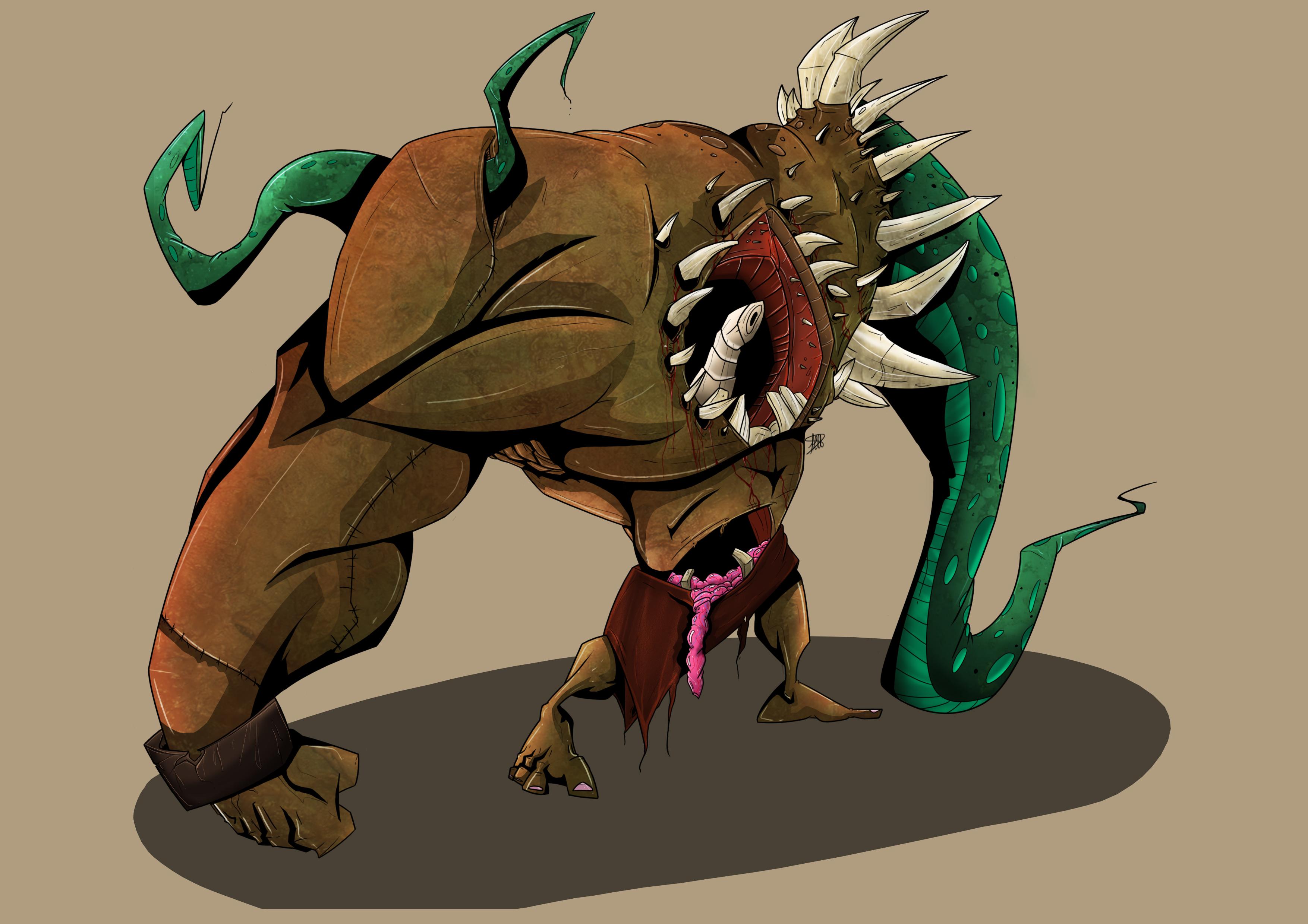 Hulking Mutant
