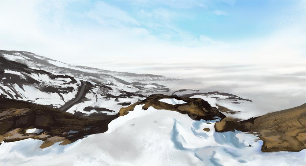 Virtual plein air 3