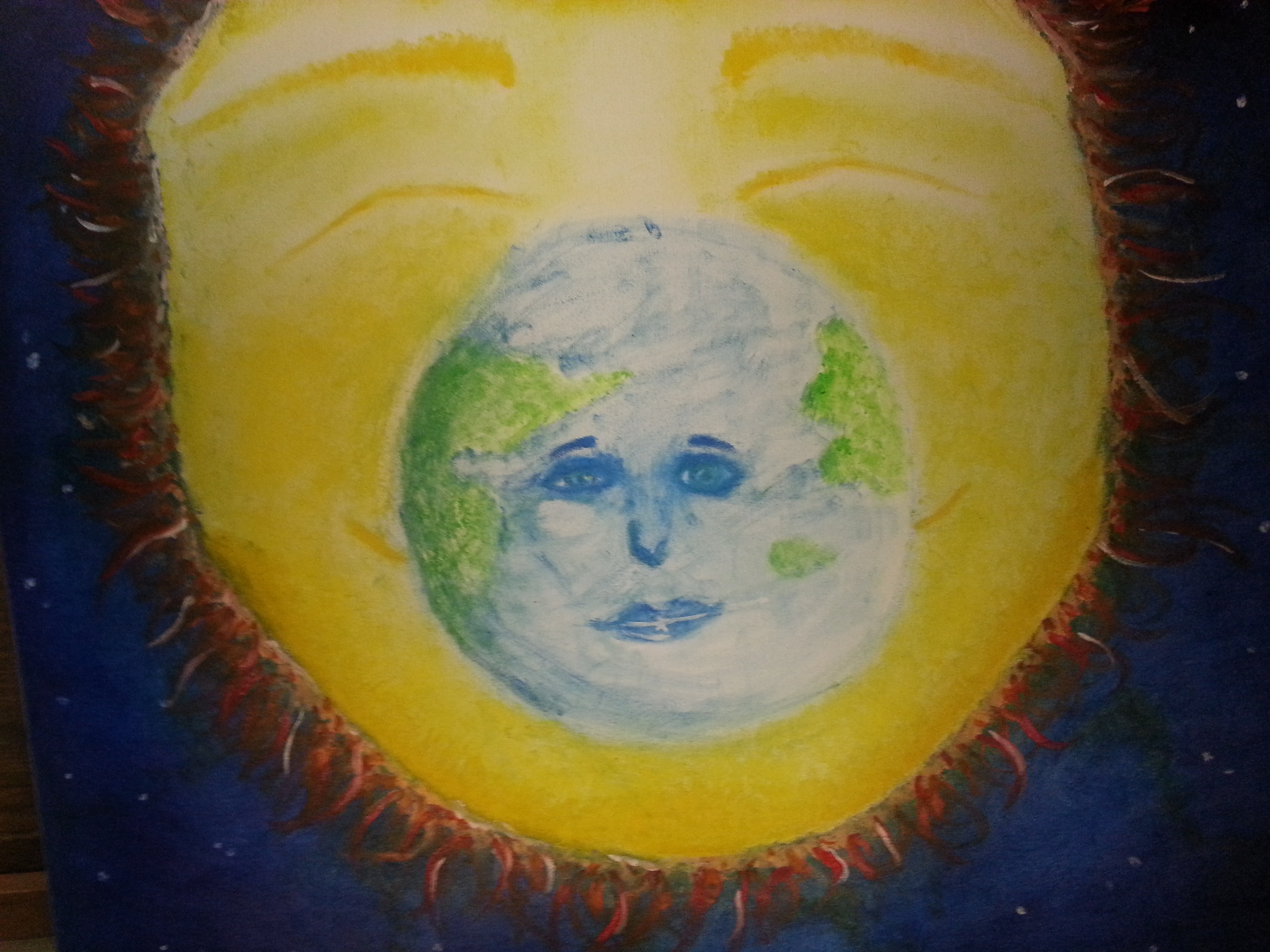 Mother Earth and Father Sky
