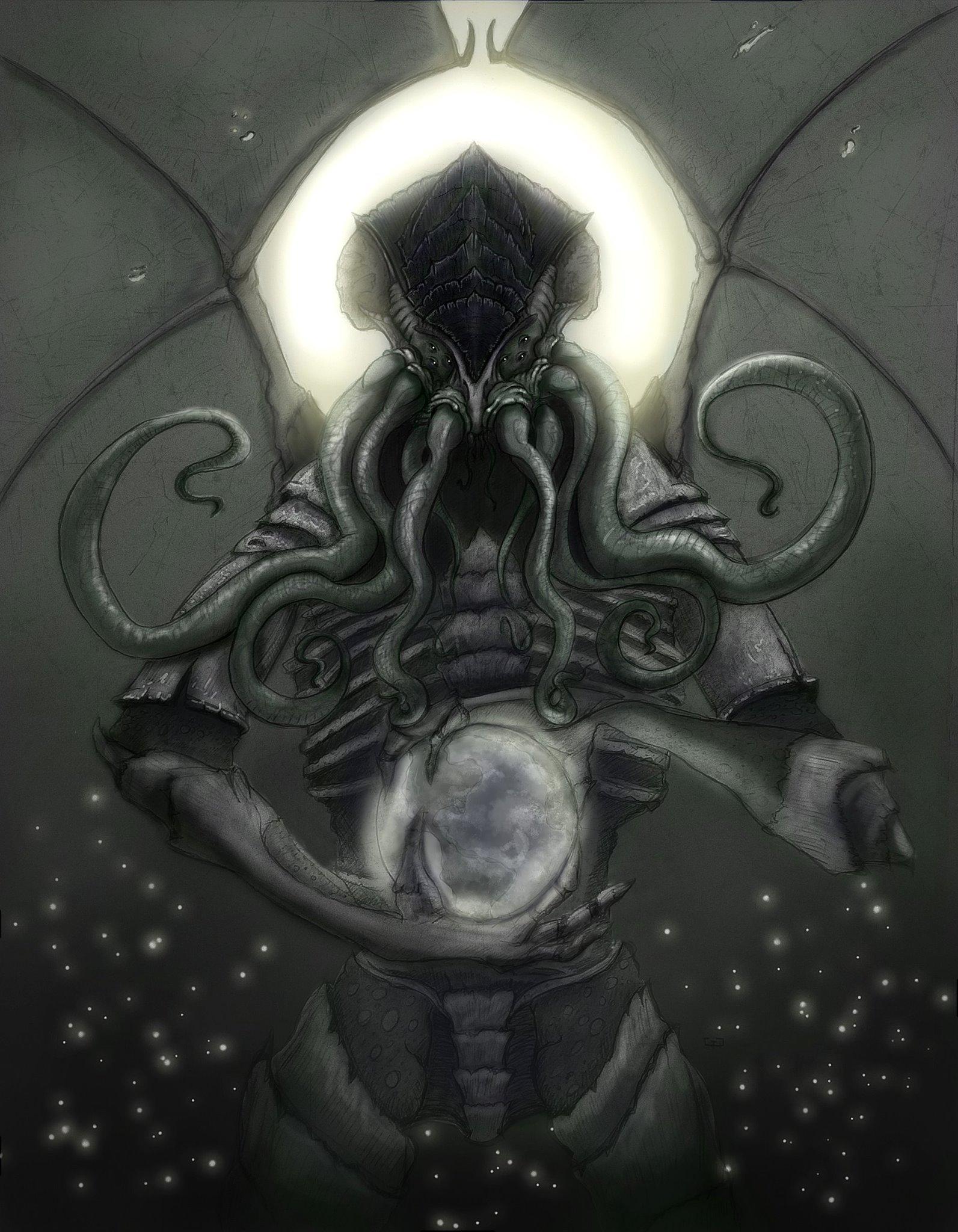 Cthulhu, Lord of Madness