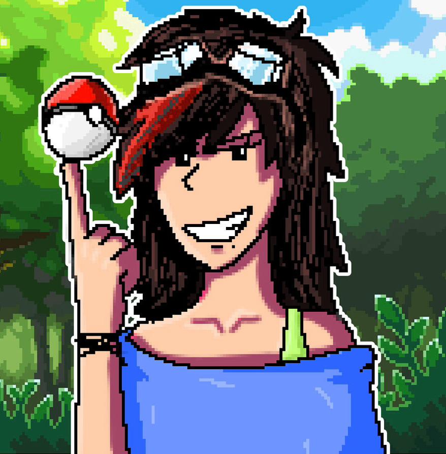 Pokemon Trainer Design [PIXEL]
