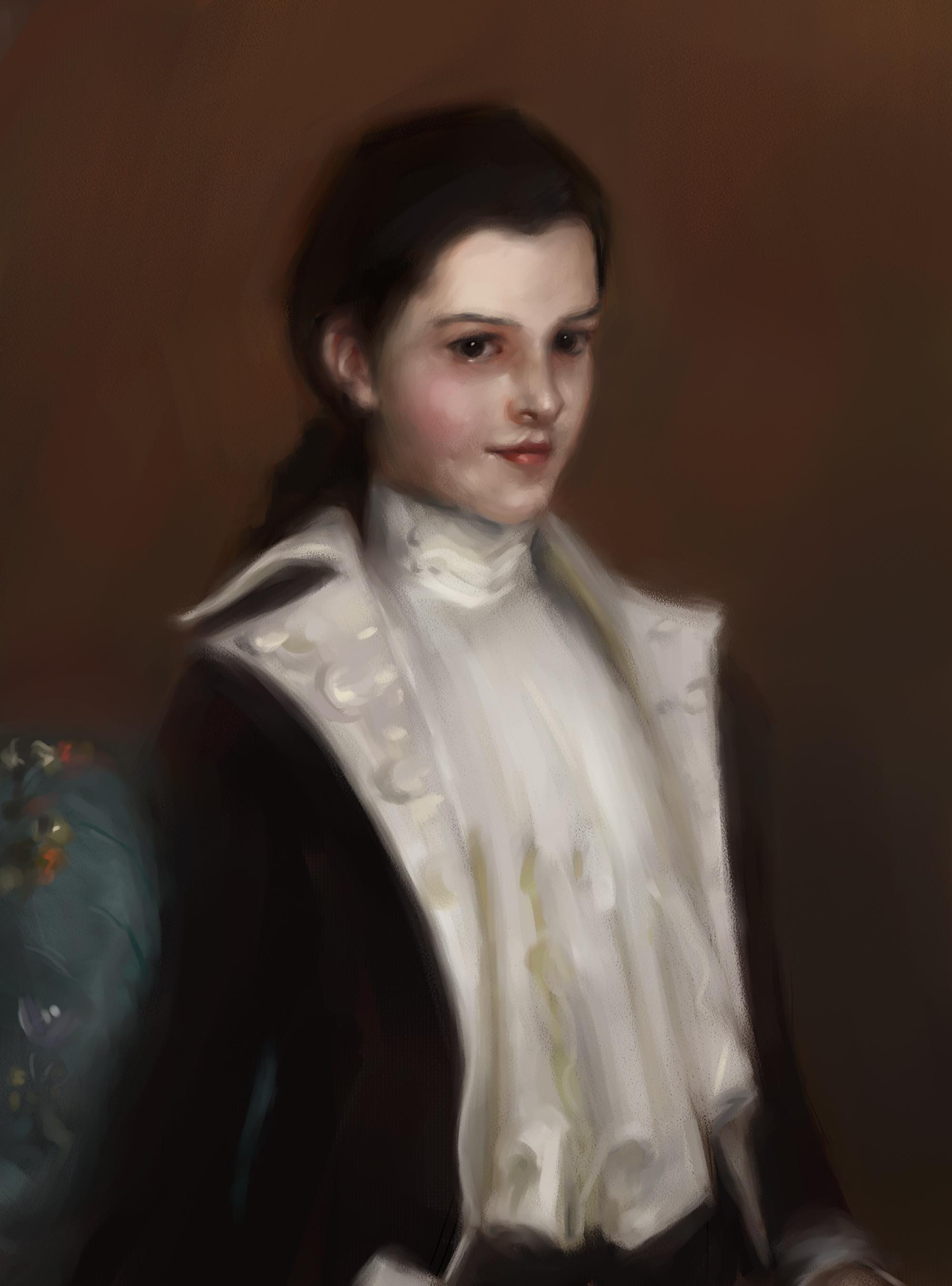 """Alice Vanderbilt"" Study"