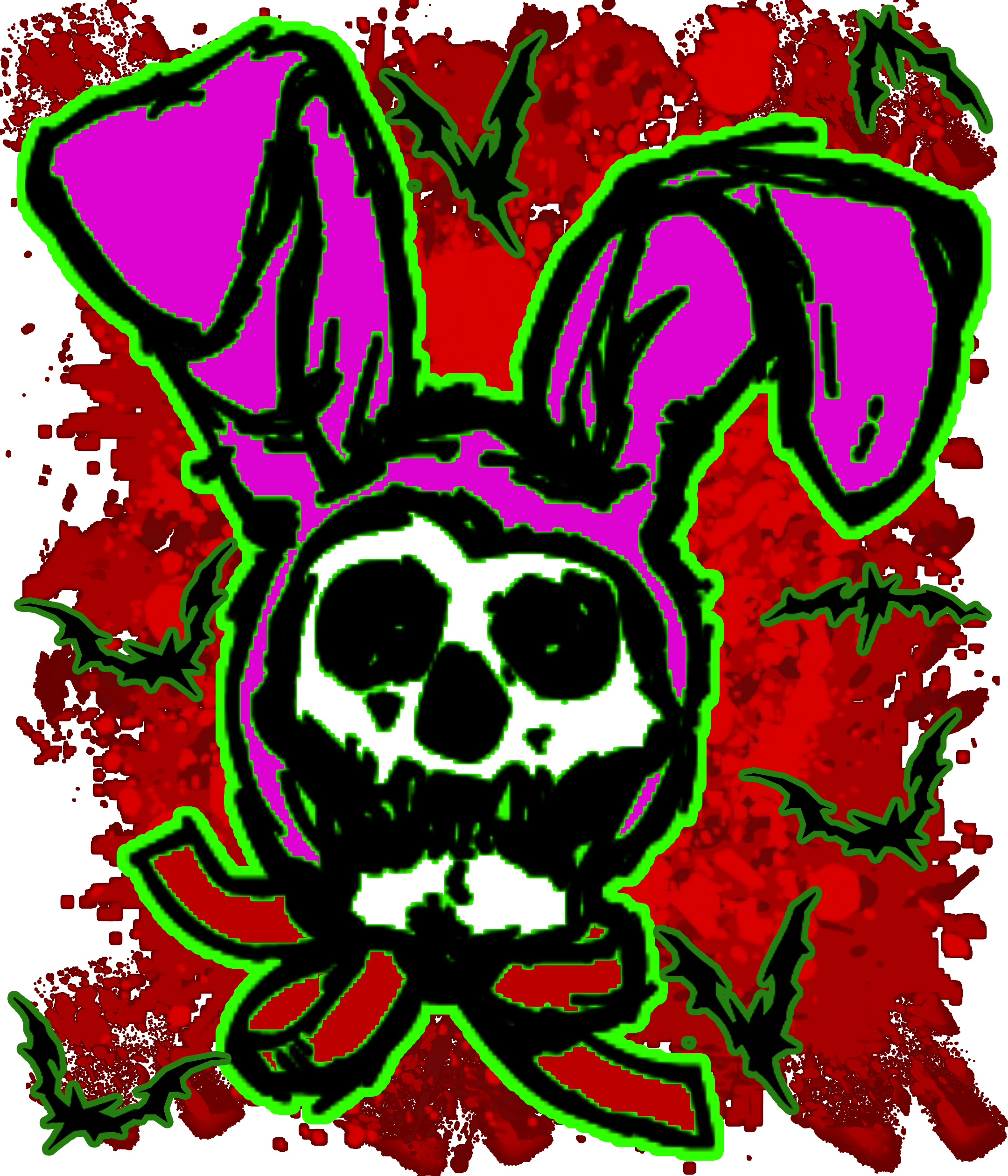PSYCHO BUNNY LIMITED EDITION