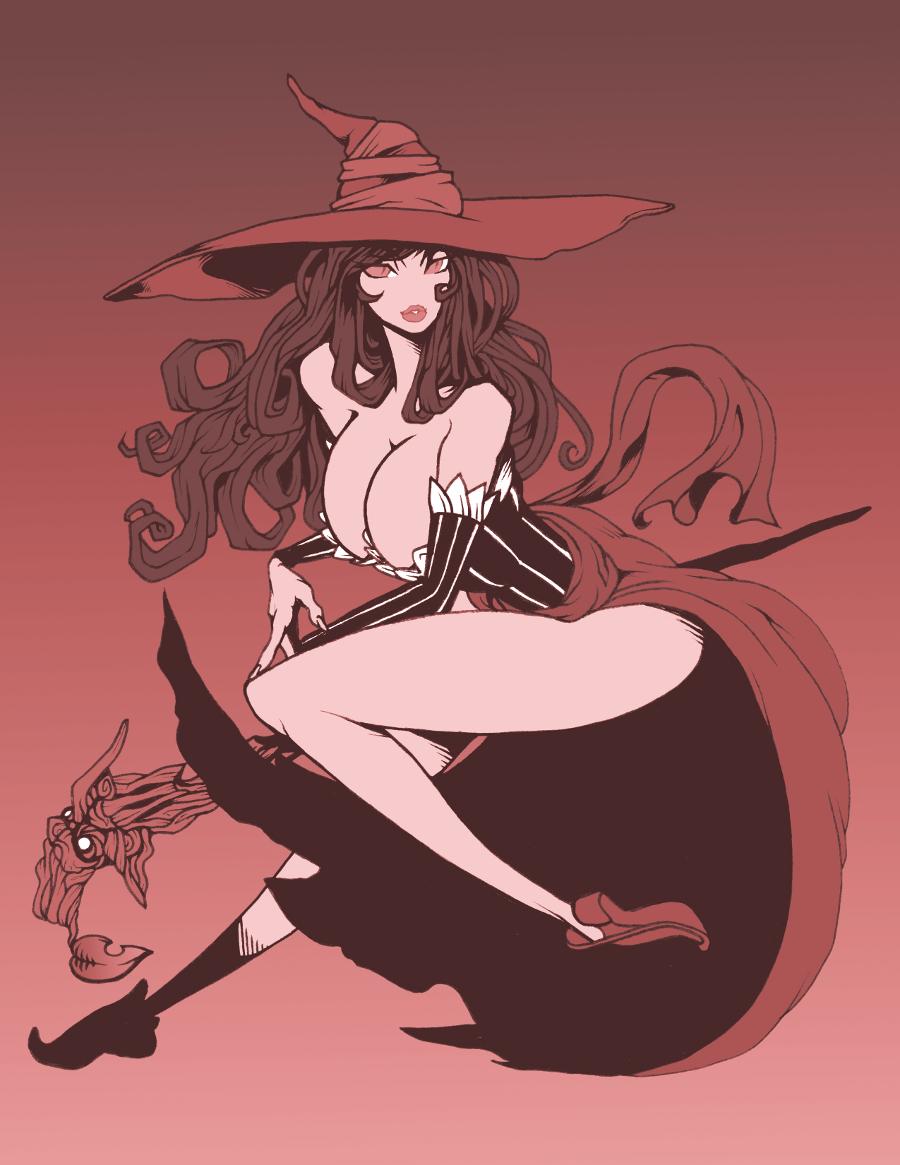 DC Sorceress